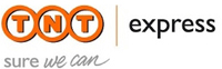 bezorging met TNT express
